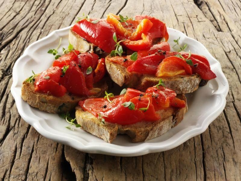 Итальянские бутерброды – брускетта: лучшие рецепты, фото. как приготовить закуску брускетту с разными начинками, какой нужен хлеб для брускетты?