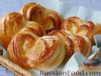 Медовые дрожжевые булочки
