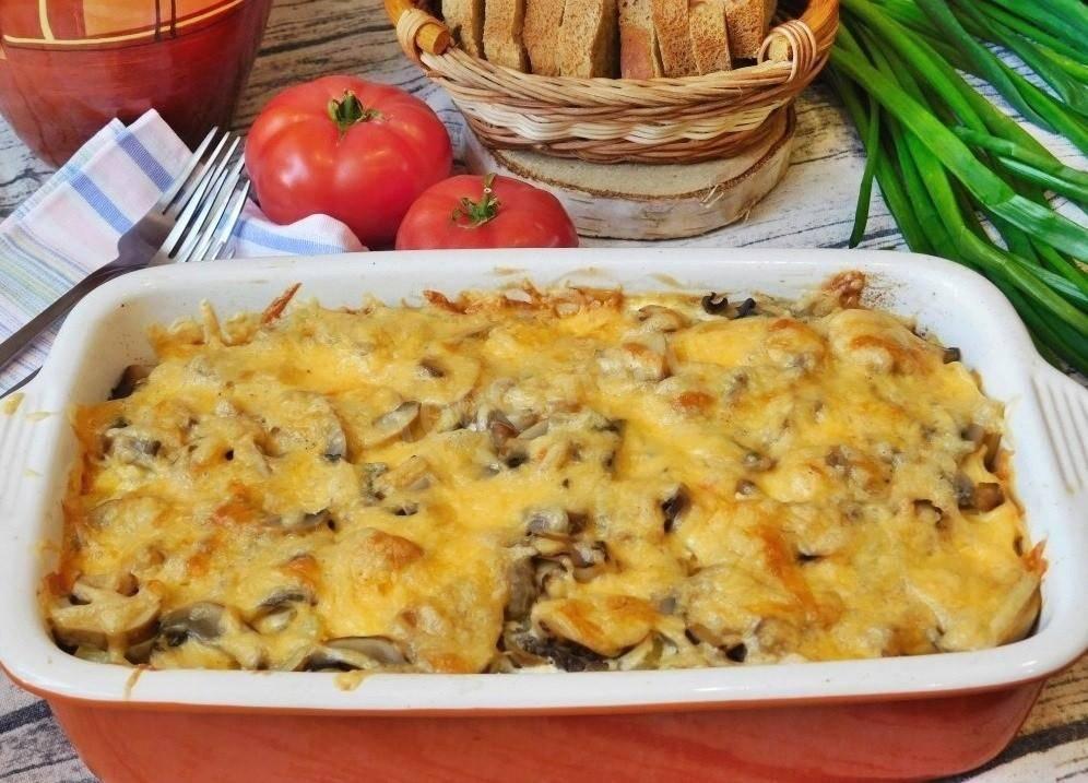 Опята жареные с картошкой - оригинальные рецепты осеннего блюда на любой вкус!