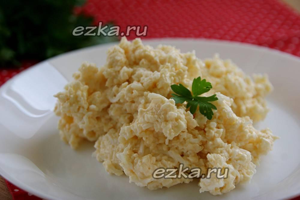 Рецепт: еврейские салаты