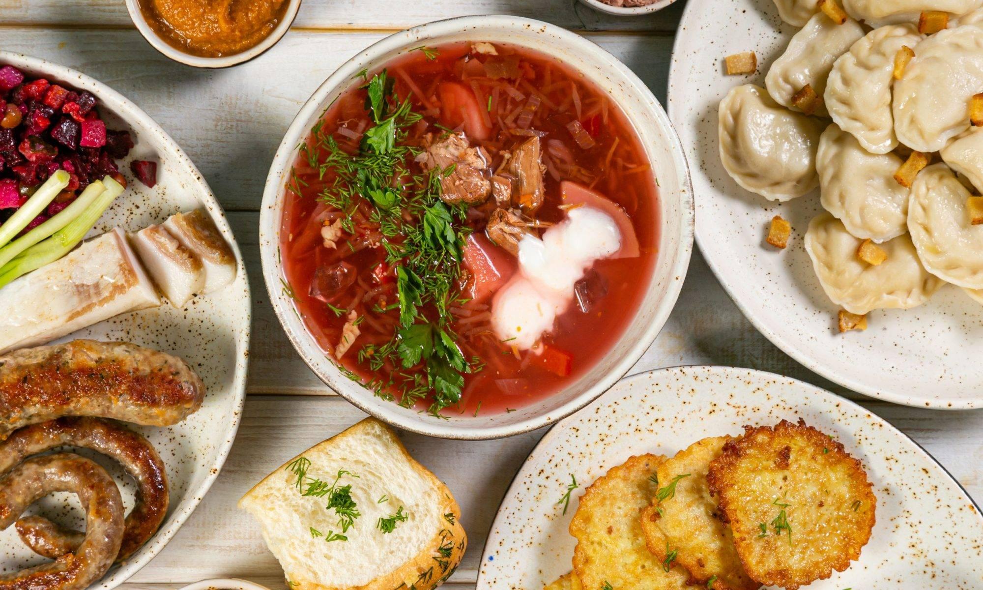 Свекольник рецепт классический горячий с мясом и яйцом