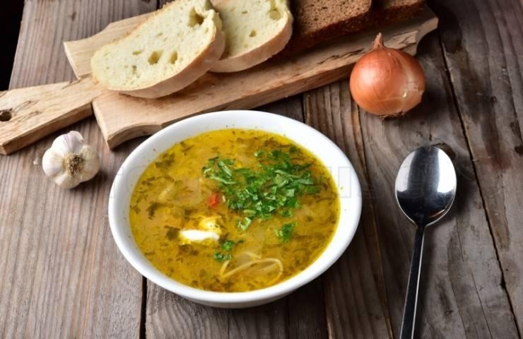 Суп зама молдавская