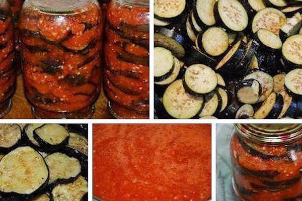 Баклажаны «огонек» — рецепты на зиму