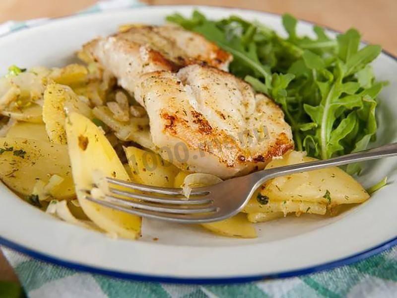 Филе рыбное - рецепты