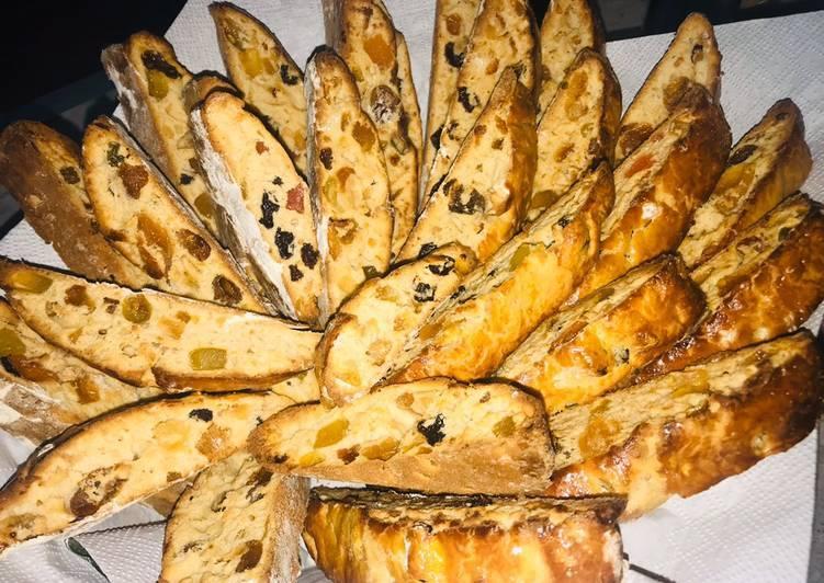 Бискотти: 8 итальянских рецептов |