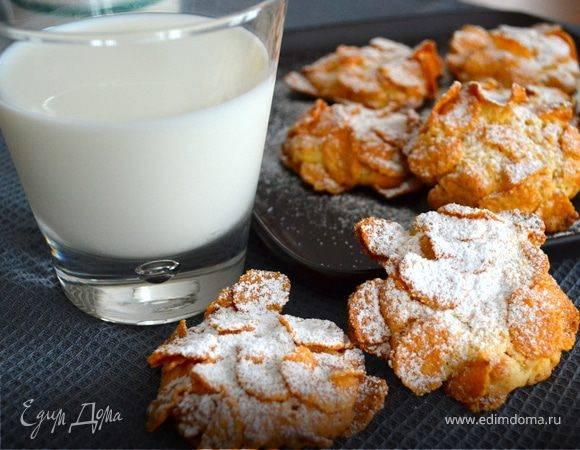 Печенье «розы пустыни» рецепт с фото, как приготовить на webspoon.ru