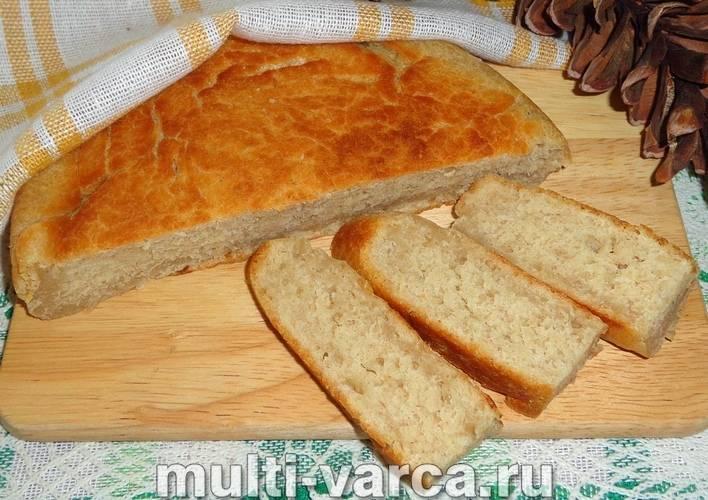 Домашний хлеб в мультиварке - 11 пошаговых фото в рецепте