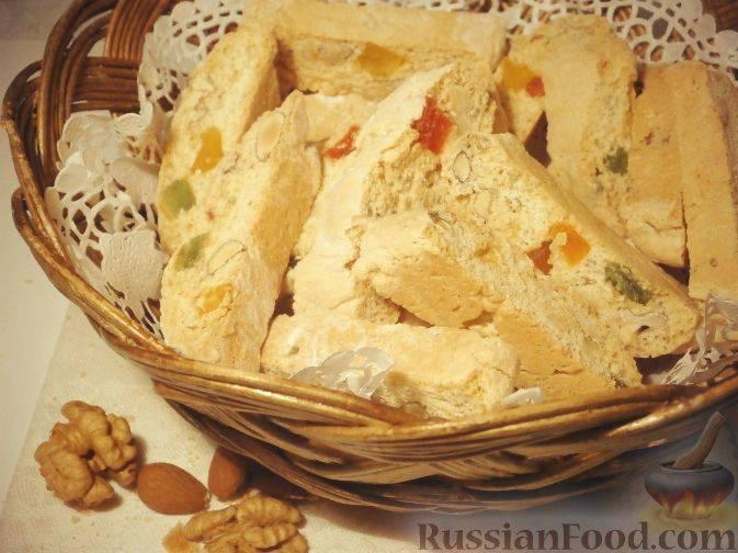 Бискотти - итальянское печенье - рецепты джуренко