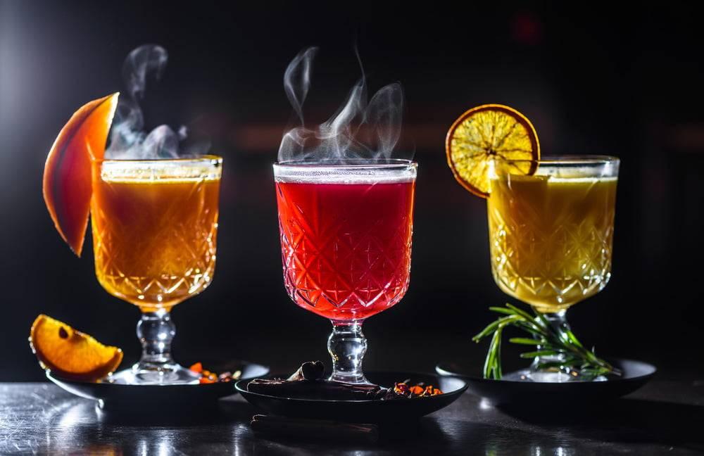 Cогревающие зимние напитки: топ-10 рецептов