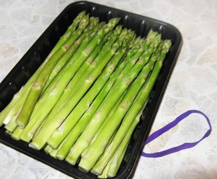 Замороженная спаржа - как готовить спаржу замороженную - запись пользователя anna (id811364) в сообществе кулинарное сообщество в категории блюда из овощей - babyblog.ru