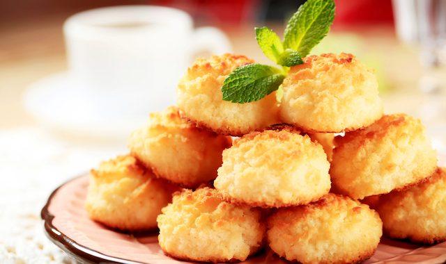 Вкусное кокосовое печенье – рецепты для дома
