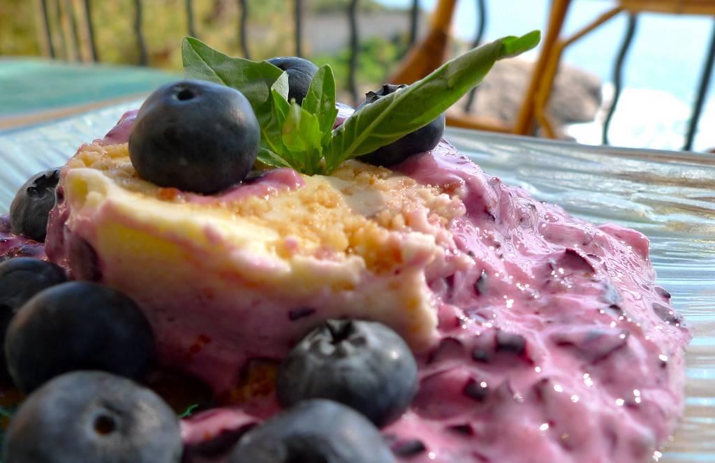 Десерт из мороженого: оригинальные рецепты и подача