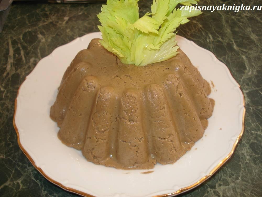 Печеночный паштет. рецепты от сибмам с фото
