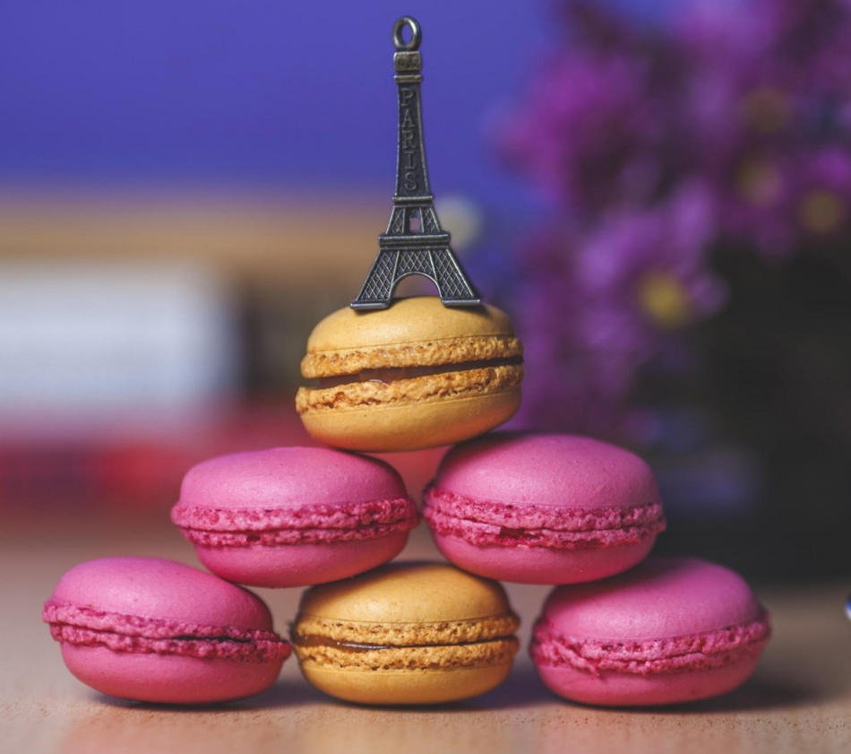 Макарон на французской меренге | cookingtime.ru