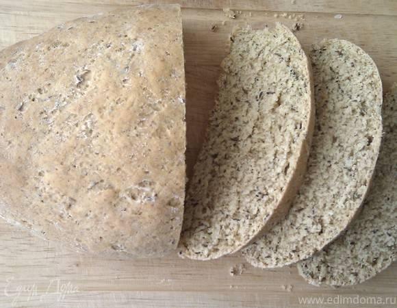 Бездрожжевой хлеб с отрубями рецепт с фото, как приготовить бездрожжевой хлеб с отрубями и пряностями пошаговый рецепт