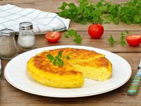 Омлет с брокколи и сыром. пошаговый рецепт с фото
