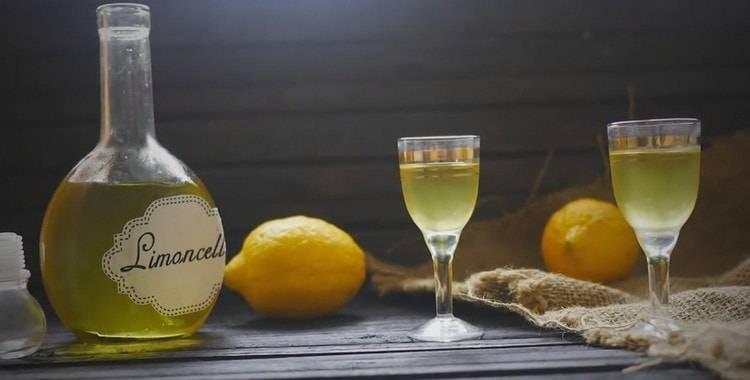 Лимонный ликер - самые простые и понятные рецепты изготовления напитка в домашних условиях