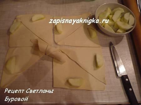 Круассаны с начинкой из слоеного теста пошаговое. круассаны из слоеного теста с вареной сгущенкой