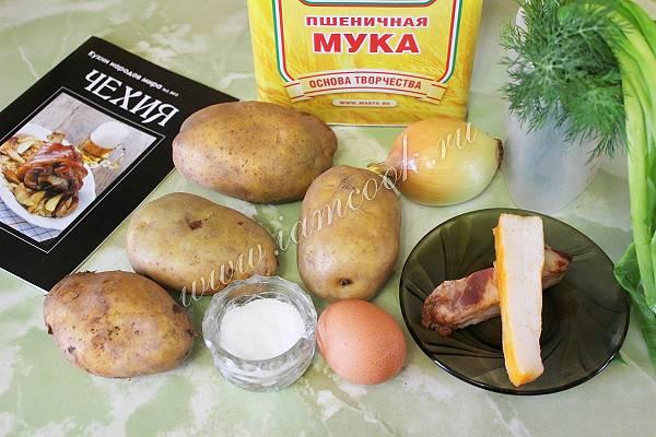 Чешская кухня. рецепт кнедликов – так удобно!  traveltu.ru