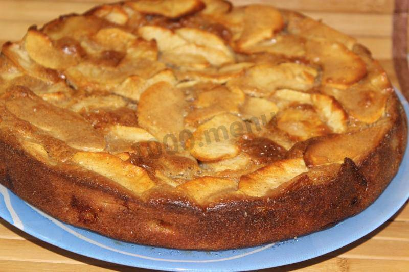 Пирожки с яблоками в духовке: пошаговый рецепт с фото