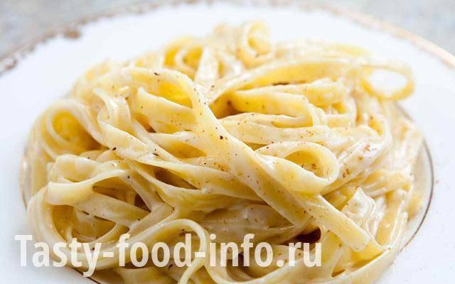 Собственная италия: готовим спагетти, фетучини и тальятелле – свежие рецепты – кулинарный сайт