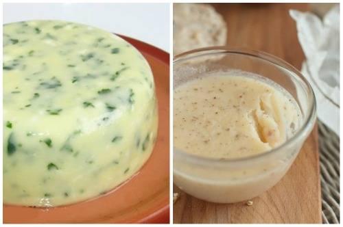 Готовим плавленный сыр из обычного творога в домашних условиях