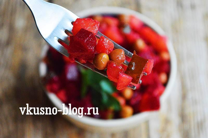 Винегрет – 7 классических рецептов, дополненных пошаговыми фото и советами