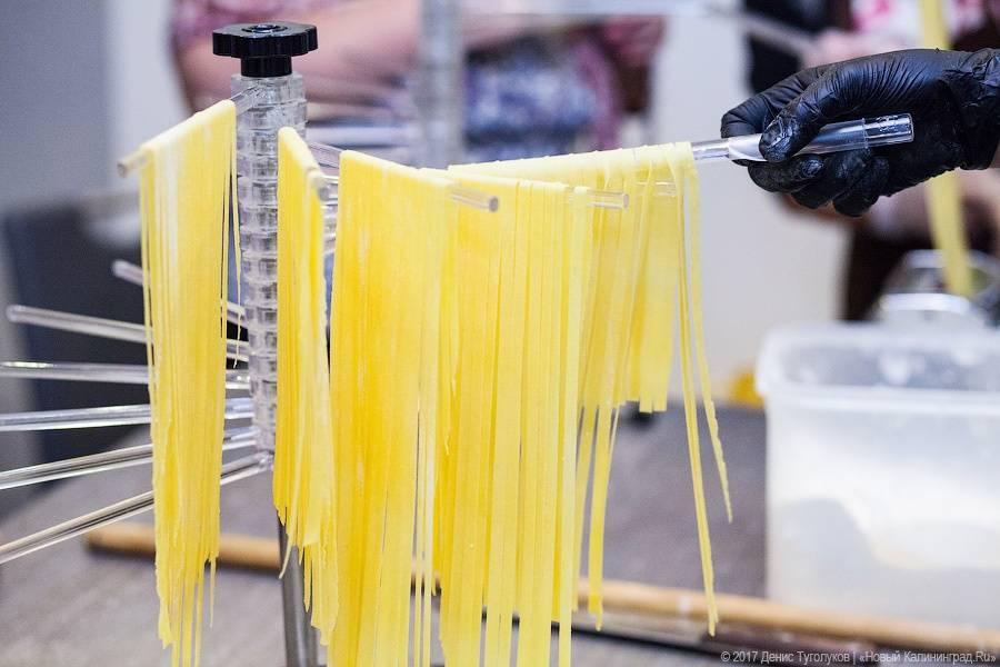 Как сделать пасту своими руками - руководство | italiatut