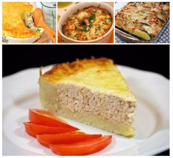 Запеканка картофельная с мясом в духовке – накормим всех! готовим вкусные и разные картофельные запеканки с мясом в духовке