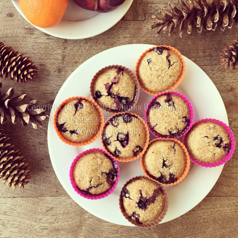 Маффины с черникой – миниатюрные кексы! рецептуры разных маффинов с черникой на молоке, кефире, сгущенке