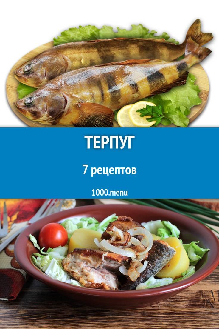 Терпуг, запеченный в духовке: рецепты, особенности приготовления в фольге и рукаве - onwomen.ru