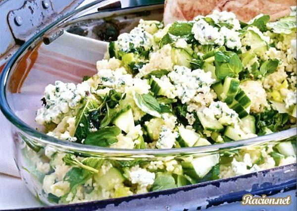 Салат из творога – удивительное блюдо для всей семьи