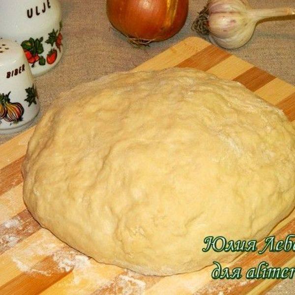 Жидкое тесто для пирога - как приготовить в домашних условиях на кефире, сметане, молоке или майонезе
