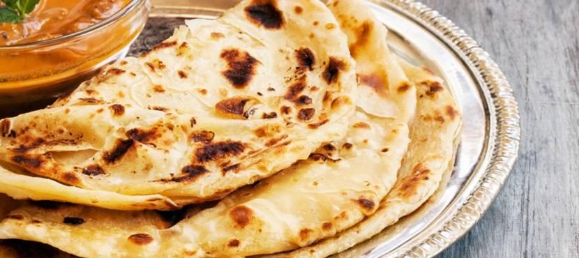Лепешка наан на сковороде. как приготовить индийские лепешки? процесс приготовления лепёшек наан