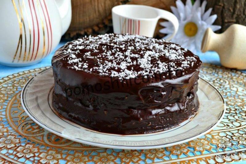 Шоколадная глазурь для торта из шоколада - рецепты с маслом, молоком, сливками и сгущенкой