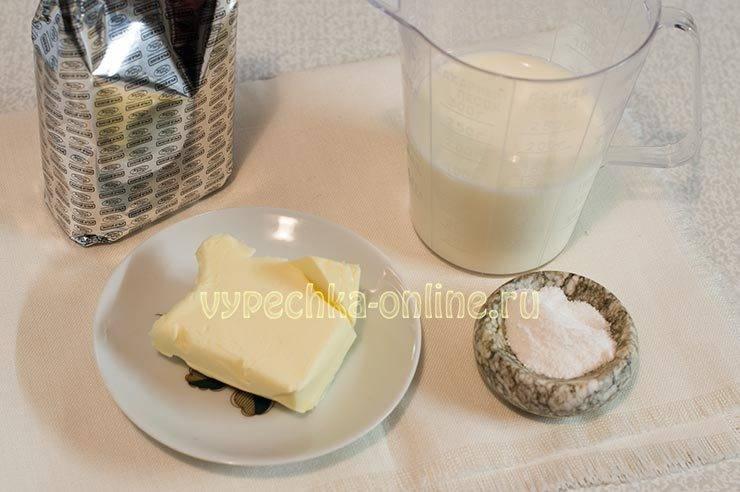 Масло сливочное - рецепты