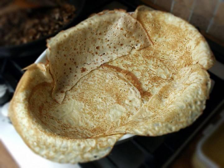 Лазанья с курицей и грибами — нотки итальянской кулинарии у вас дома!