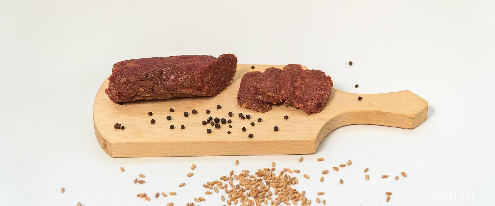 Колбаса из говядины