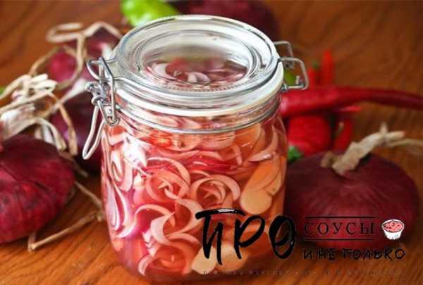 Маринованный лук к шашлыку - рецепты вкусных маринадов с уксусом, укропом и гранатом