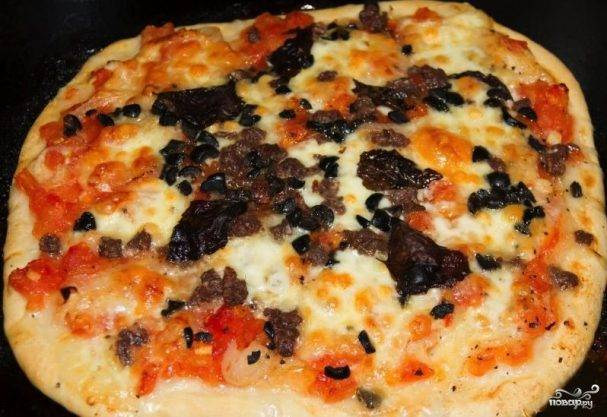 Эксперты раскрыли секреты, благодаря которым даже ленивый сделает дрожжевое тесто для пиццы, как в италии