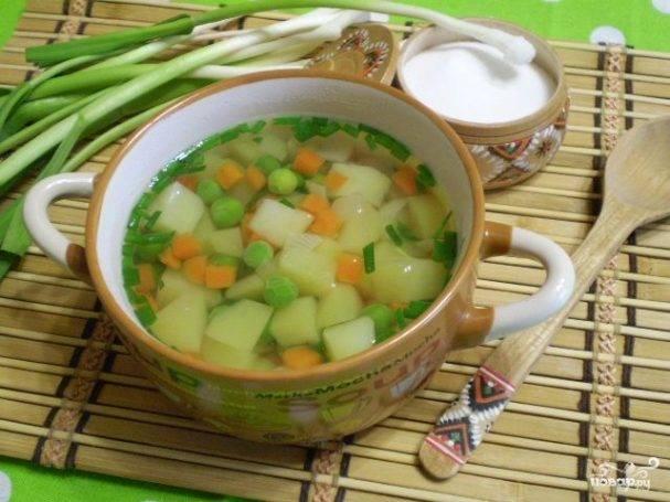 Суп лапша — 9 рецептов в домашних условиях