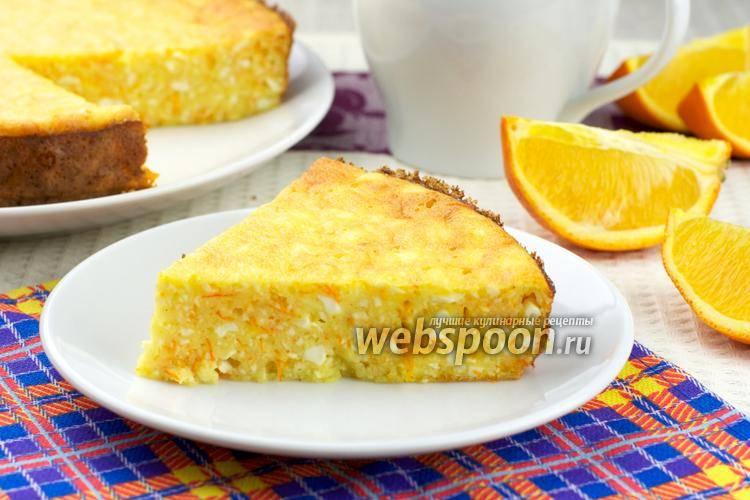 Запеканка из тыквы с манкой в духовке - рецепты с яблоками, творогом и апельсином