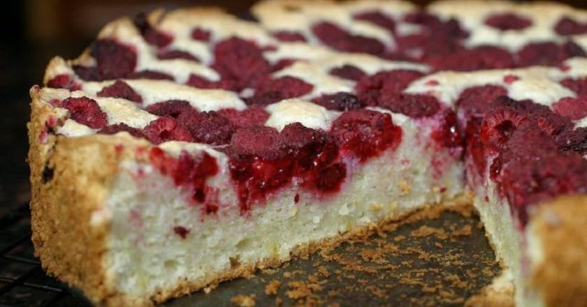 Кексы со свежими ягодами - 6 пошаговых фото в рецепте