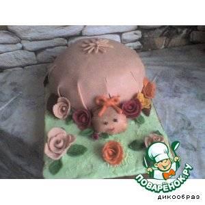 Пп торт черепаха