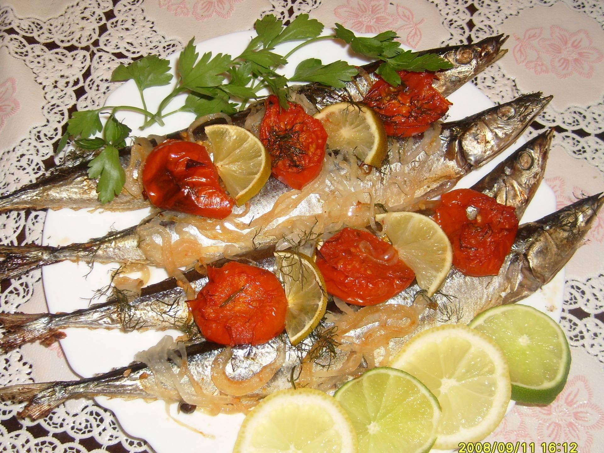 Копчёная сайра в сырных чипсах - рецепт с фотографиями - patee. рецепты