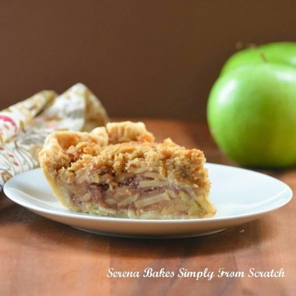 Яблочный крамбл: как приготовить английское лакомство в домашних условиях