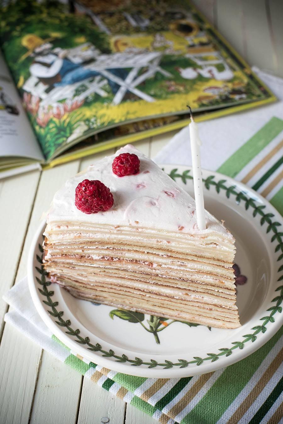 Именинный торт рецепт
