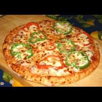 Тонкое дрожжевое тесто для пиццы (как в пиццерии)