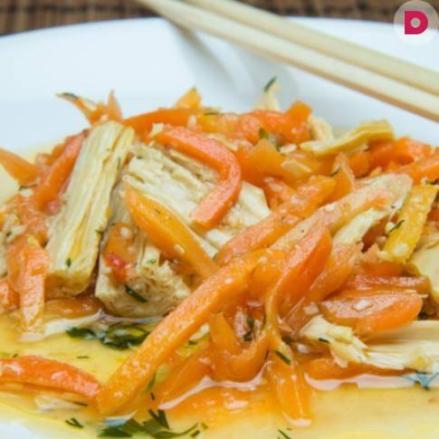Спаржа по-корейски — рецепты приготовления в домашних условиях с фото