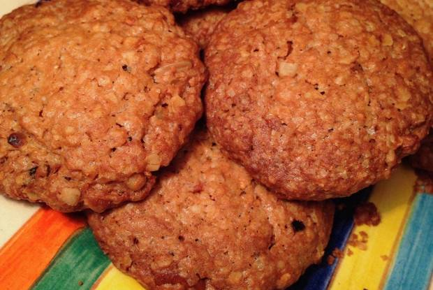Простое домашние печенье без яиц